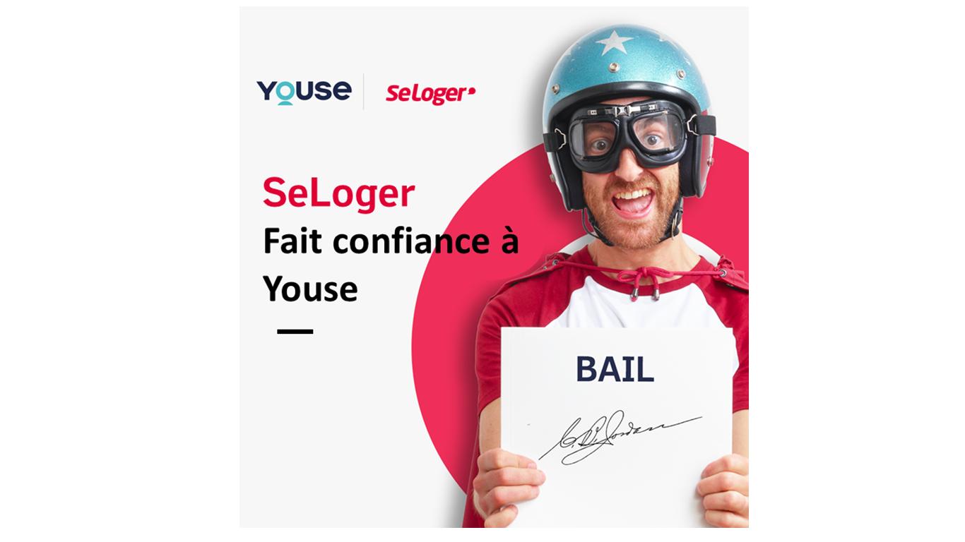 SeLoger fait confiance à Youse !